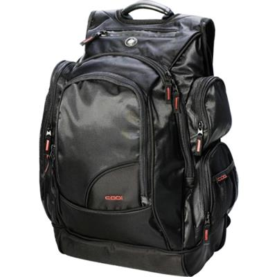 CODI C7707 Sport-Pak Backpack - Notebook carrying backpack - 17