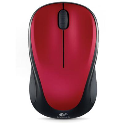 M315 Wireless Mouse - Brick Red - Refurbished
