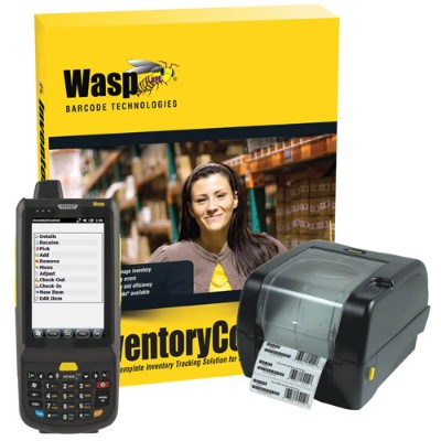 Wasp 633808391348 Inventory Control RF Pro with HC1 & WPL305 (5-user)