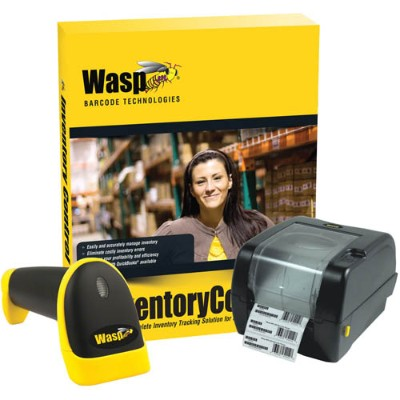 Wasp 633808391355 Inventory Control RF Enterprise with HC1 (Unlimited-user)