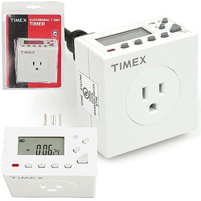 Electronic 7 Day Timer Tx12626x