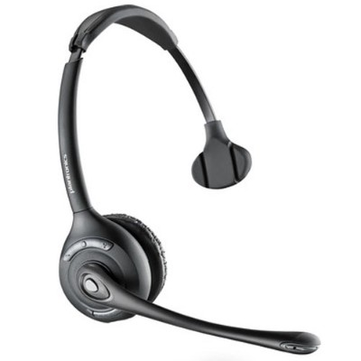 Plantronics 86919-01 CS 510 Spare Headset - CS500 Series - headset - full size - wireless - DECT