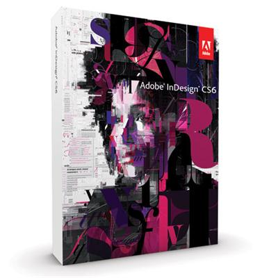 InDesign CS6 - complete package
