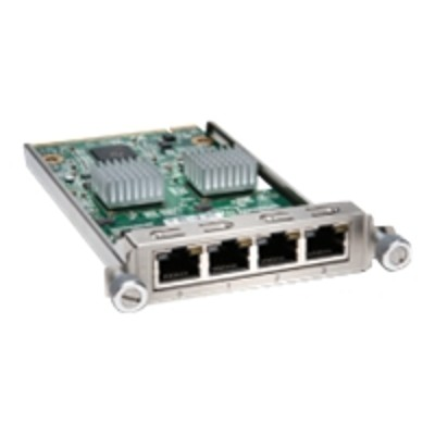 SonicWall 01 SSC 8619 4 Port GbE Module Expansion module Gigabit Ethernet x 4 for NSA 250M