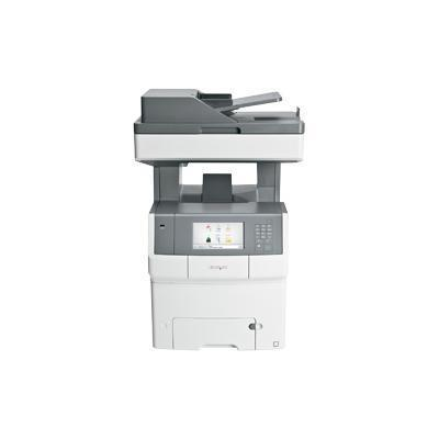 Lexmark 34T5011 X746de - Multifunction printer - color - laser - 8.5 in x 14.0 in (original) - Legal (media) - up to 35 ppm (copying) - up to 35 ppm (printing)