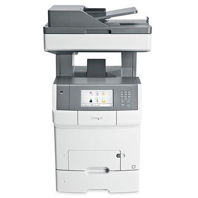 Lexmark 34T5013 X748dte - Multifunction printer - color - laser - 8.5 in x 14.0 in (original) - Legal (media) - up to 35 ppm (copying) - up to 35 ppm (printing)