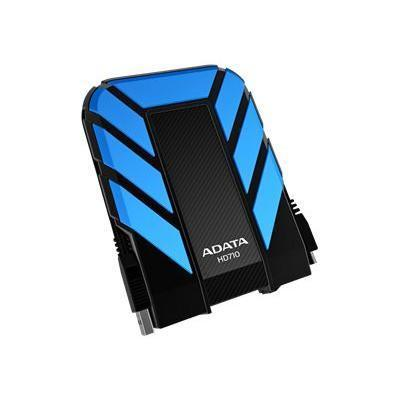 A-DATA Technology AHD710-1TU3-CBL 1TB HD710 Waterproof/Dustproof/Shock-Resistant USB 3.0 External Hard Drive - Blue