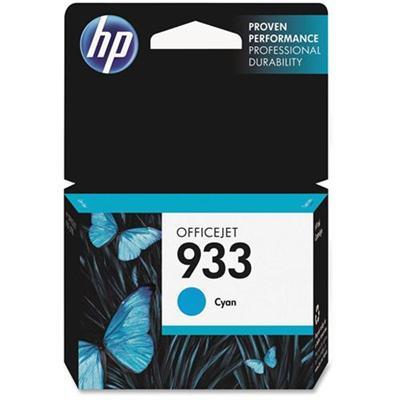 HP Inc. CN058AN#140 933 - Cyan - original - ink cartridge - for Officejet 6100  6600 H711a  6700  7110  7610