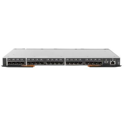 Lenovo System x Servers 88Y6374 Flex System FC5022 16Gb SAN Scalable Switch - Switch - managed - 20 x 16Gb Fibre Channel SFP+ + 28 x 16Gb Fibre Channel + 2 x 10