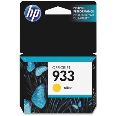 HP Inc. CN060AN#140 933 - Yellow - original - ink cartridge - for Officejet 6100  6600 H711a  6700  7110  7610