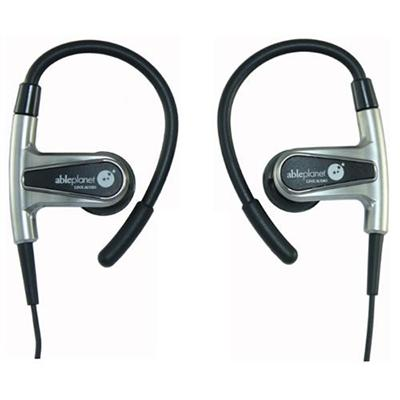 Sport Style Noise Isolation Headphones With In-Line Mic