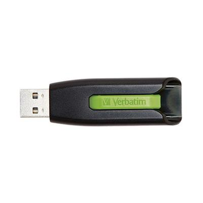 Verbatim 49177 Store 'n' Go V3 - USB flash drive - 16 GB - USB 3.0 - eucalyptus green