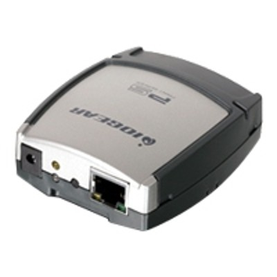 Iogear GPSU21W6 USB 2.0 Print Server GPSU21W6 - Print server - USB 2.0 - 10/100 Ethernet