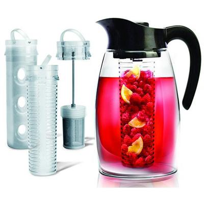 Primula Products PFBK-3725 Flavor It Pitcher 3-in-1 Beverage System