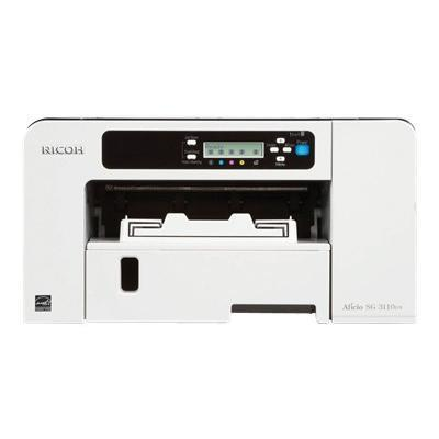 Ricoh 405753 Aficio SG 3110DNw Color Inkjet Printer - Wireless Connectivity