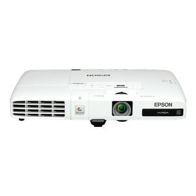 Epson V11H476020 PowerLite 1776W - LCD projector - 3000 lumens - WXGA (1280 x 800) - 16:10 - HD - 802.11g/n wireless -  Brighter Futures Education Program