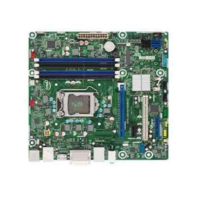 Desktop Board DQ77MK - Media Series - motherboard - micro ATX - LGA1155 Socket - Q77
