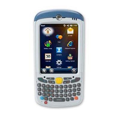 Zebra Tech MC55A0-H70SWRQA9WR Motorola MC55A0-HC - Data collection terminal - Win Mobile 6.5 Classic - 1 GB - 3.5 color (640 x 480) - rear camera - barcode read