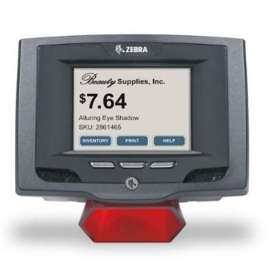Zebra Tech MK500-A0U0DB9GWTWR MK500 Micro - Kiosk - 1 x XScale 520 MHz - RAM 64 MB - WLAN : 802.11a/b/g - Windows CE .NET 5.0 - Monitor : LCD 3.5 320 x 240