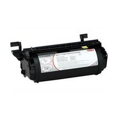 Lexmark 12A5745 Black - original - toner cartridge - for Optra T610  T612  T614  T616