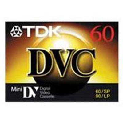 DVM60 Mini DV Digital Video Tape - Pack of 3