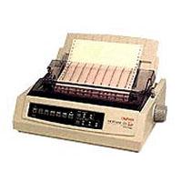 Oki 62411601 Microline 320 Turbo Monochrome Dot Matrix Printer