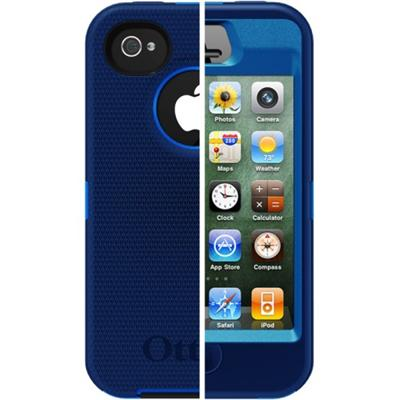 iPhone 4/4S Defender Series Case - Night Sky