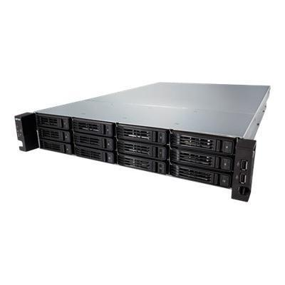 Buffalo TS-2RZS12T04D TeraStation 7120r - NAS server - 12 bays - 12 TB - rack-mountable - SATA 6Gb/s - HDD 3 TB x 4 - RAID 0  1  5  6  10  JBOD  51  61 - Gigabi