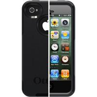 Otterbox iPhone 4 / 4S Commuter Series Case - Black