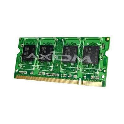 Axiom Memory MB667/4G-AX AX - DDR2 - 4 GB - SO-DIMM 200-pin - 667 MHz / PC2-5300 - unbuffered - non-ECC - for Apple iMac (Mid 2007)  MacBook (Early 20
