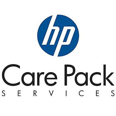 Hewlett Packard Enterprise U3M72E 3-year Next Business Day External Removable Backup System Proactive Care Service