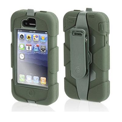 Ridiculously over-engineered? Or the perfect case for your iPhone 4 no matter where you're headed?