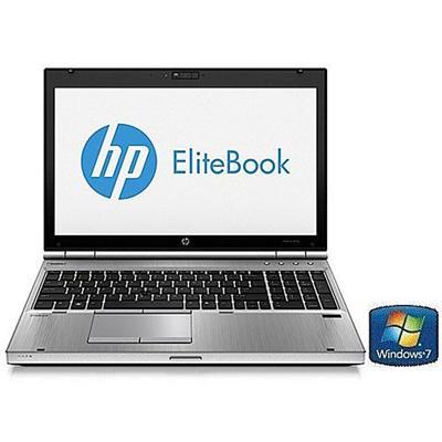 EliteBook 8570p Intel Core i5-3360M 2.80GHz Notebook PC - 4GB RAM  500GB HDD  15.6 LED-backlit HD+  DVD+/-RW SuperMulti  Modem  802.11a/b/g/n  Bluetooth  Webcam
