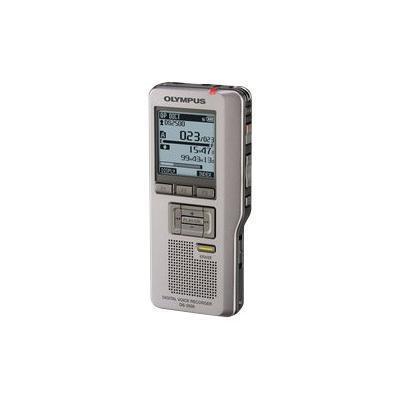 Olympus V403121SU000 DS-2500 - Voice recorder - display: 1.74 in - silver