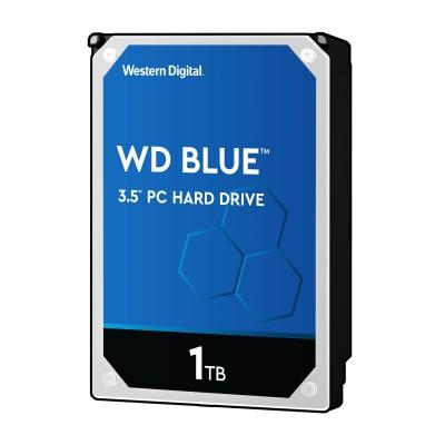 WD WD10EZEX 1TB 3.5 7200 RPM SATA Desktop Hard Disk Drive - Blue