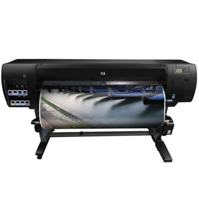 HP Inc. CQ109B#BCB DesignJet Z6200 - 42 large-format printer - color - ink-jet - Roll (42 in x 575 ft) - 2400 x 1200 dpi up to 1222.8 sq.ft/hour (color) - USB