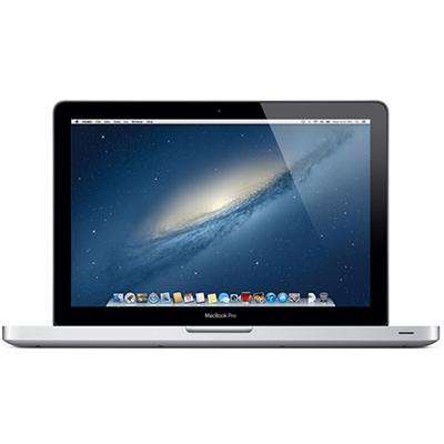 13.3 MacBook Pro dual-core Intel Core i7 2.9GHz  8GB RAM  750GB 5400-rpm hard drive  Intel HD Graphics 4000  Ships with Mountain Lion