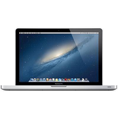 15.4 MacBook Pro quad-core Intel Core i7 2.3GHz  8GB RAM  500GB 5400-rpm hard drive  Intel HD Graphics 4000  Mac OS X Lion
