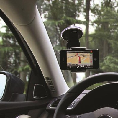 MacAlly Peripherals MGRIP2MP Suction Cup Mount For Smartphones  iPhone  iPod  MP4  and GPS 9232704