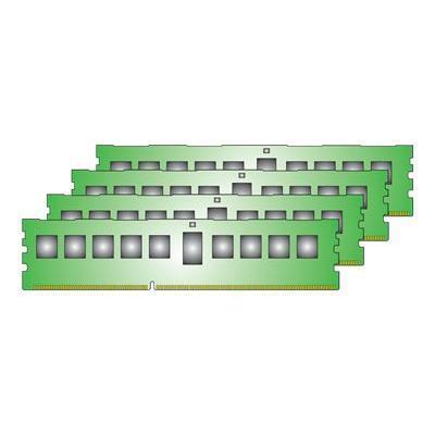 Kingston KTH-PL316K4/64G 64GB (4X16GB) PC3-12800 1600MHz DDR3 SDRAM DIMM 240-pin ECC Memory Module