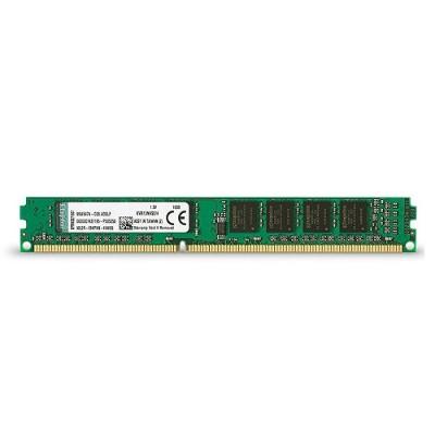 Kingston KVR13N9S8/4 4GB 1Rx8 512M x 64-Bit PC3-10600 CL9 240-Pin DIMM Memory Module