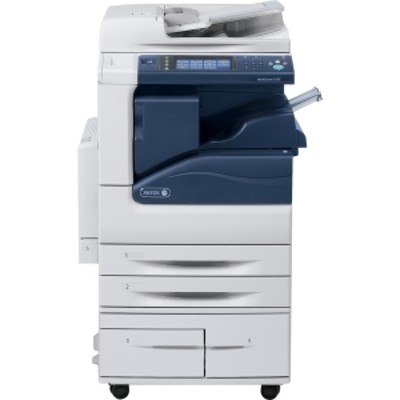 Xerox 5335/PHXF WorkCentre 5335 Monochrome Multifunction Printer with 1 Line Fax Kit and Integrated Office Finisher