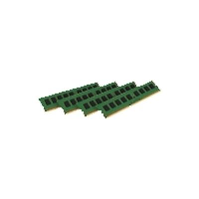 Kingston KVR16E11K4/32 32GB (4X8GB) 1600MHz DDR3 SDRAM DIMM 240-pin Unbuffered ECC CL11 w/TS