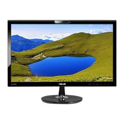 Discount Electronics On Sale ASUS VK228H-CSM VK228H-CSM - LCD monitor - 21.5 - 1920 x 1080 FullHD - 250 cd/m2 - 5 ms - HDMI DVI-D VGA - speakers - black