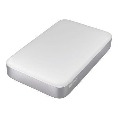 Buffalo HD-PA1.0TU3 1TB MiniStation Thunderbolt USB 3.0 High Performance Portable Storage & Backup