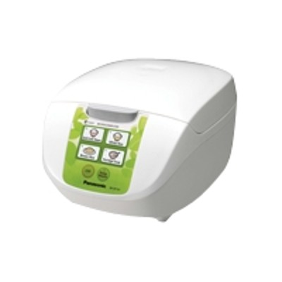 Panasonic SR DF101 SR DF101 Rice cooker 1.1 qt 750 W silver green