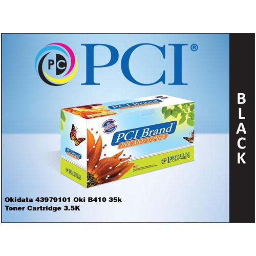 Premium Compatibles 43979101-PCI PCI Okidata 43979101 Oki B410 Superior