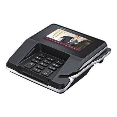 Verifone M132-409-01-R MX 915 - Signature terminal with magnetic / Smart Card reader - wired - serial  USB  Ethernet 10/100Base-TX