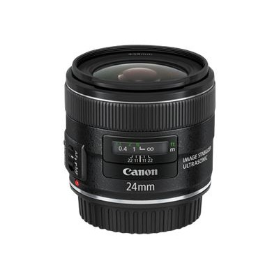Canon EF 24MM F/2.8 IS USM EF lens - 24 mm