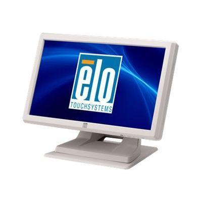ELO Touch Solutions E561587 Desktop Touchmonitors 1519LM IntelliTouch - LCD monitor - color - 15.6 - touchscreen - 1366 x 768 - 225 cd/m² - 500:1 - 8 ms - DVI-D